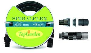Маркуч смукателен 7м 1'' Top Garden