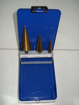 Свредла за метал к-т 3 бр