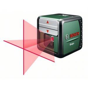 Лазерен нивелир BOSCH QUIGO - лазер с кръстосани линии