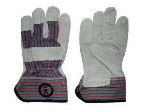 Ръкавици работни велурени TS