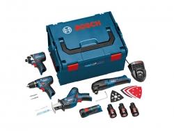 Акумулаторни инструменти BOSCH 10.8 V Li