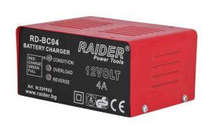 Зарядно за акумулатор RD - BC04 Raider