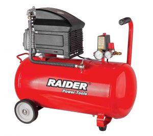 Компресор RD - АC02 50л Raider