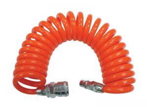 Маркуч за компресор полиуретанов с бързи връзки 10 м RD - CH01