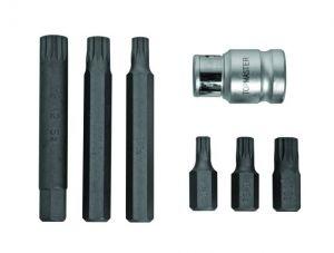 Накрайници XZN M6 - M12 комплект 6бр. TMP