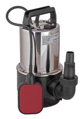 Водна помпа потопяема за мръсна вода RD - WP12 550W Raider