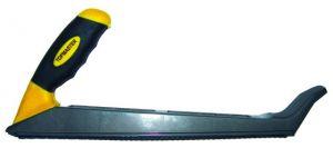 Ренде за гипсокартон метално с пластмасова дръжка 40х250мм TMP