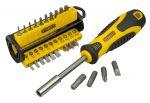 Комплект накрайници и битове 34 части STHT0-70885 Stanley