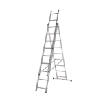 Алуминиева стълба 3x9 три секторна DjodiTrade