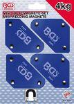 Магнити за заваряване к-т 4бр BGS