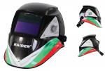 Шлем заваръчен фотосоларен - соларна маска DIN 9-13 RD-WH03