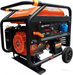 Генератор бензинов с електронен старт 7.5kW GDA8000E DAEWOO