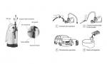 Масларка - Пневматична система за масло и флуиди 10л
