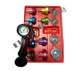 К-т за проверка на херметичността на радиатори