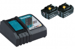 К-т батерии + бързозарядно у-во 6Ah 199480-6 Makita