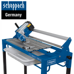 Машина за рязане на плочки FS850 1250W Scheppach