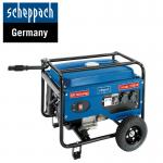 Генератор SG3100 2700W Scheppach