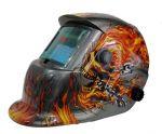 Фотосоларен заваръчен шлем - соларна маска
