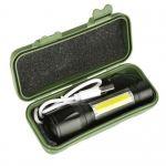 Акумулаторен LED фенер с USB