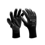 Монтажни ръкавици Black PU WÜRTH