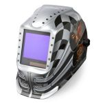 Заваръчен шлемс автоматично затъмнение - соларна маска Viking 3350 Lincoln Electric