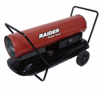 Калорифер нафтов RD - DSH50 50kW Raider
