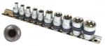Вложки Е-Torx комплект 10бр. 1/4'' & 3/8'' TMP
