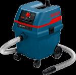 Прахосмукачка 1200W GAS 25 L SFC Bosch Professional