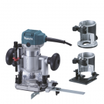 Оберфреза 710W RT0700CX2J Makita