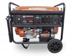 Генератор бензинов с електронен старт 5.5kW GD6000E DAEWOO