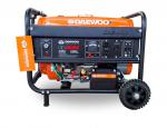Генератор бензинов с електронен старт 2.8kW GD3000E DAEWOO