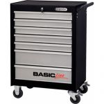 Количка за инструменти 5 чекмеджета BASICLine