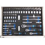 Количка с инструменти 7 чекмеджета 236 части StahlMayer